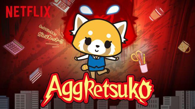 aggretsuko