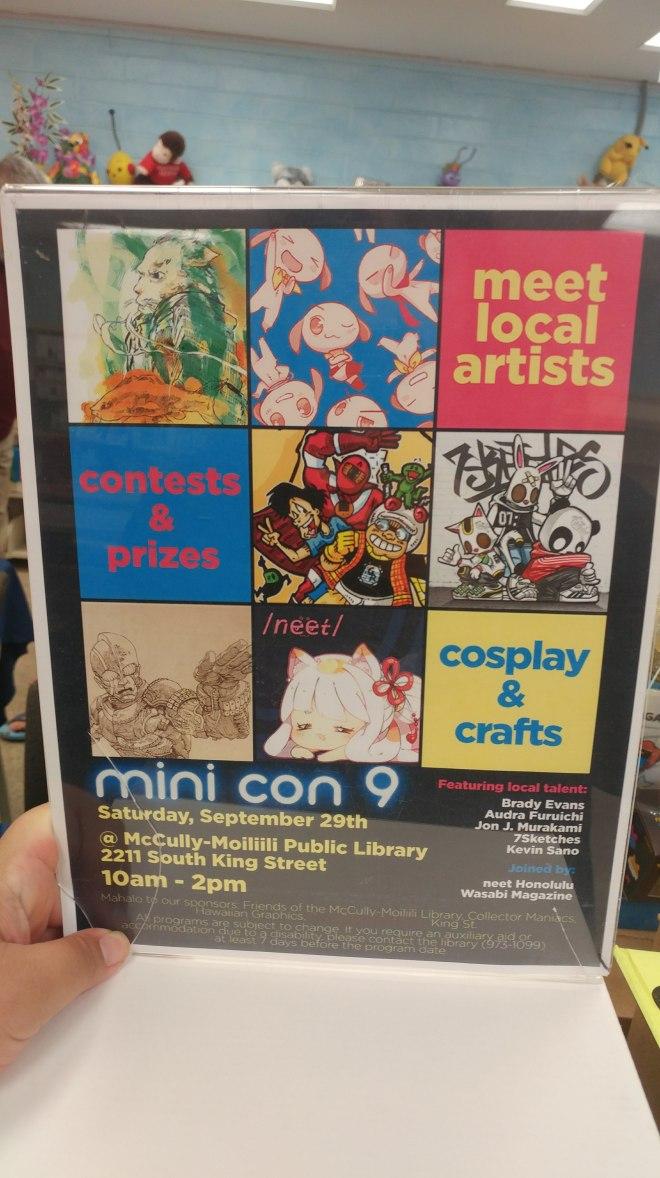 Min Con 9 Flyer